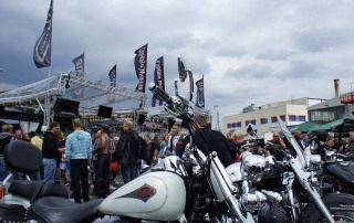 Harley Days